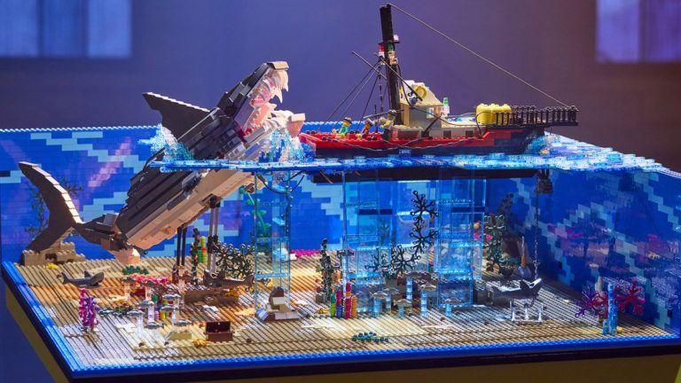 LEGO Masters Australia Episode 7 Recap – Blockbuster Elimination!