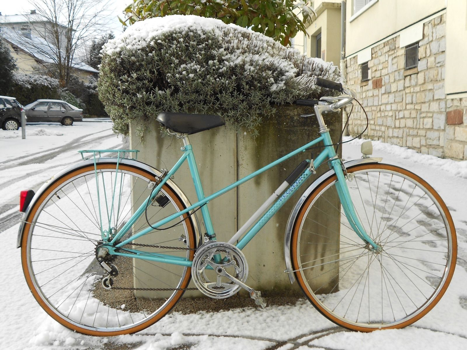 """vélo """"peugeot"""" vélo ancien old bike bici epoca altes fahrrad"""