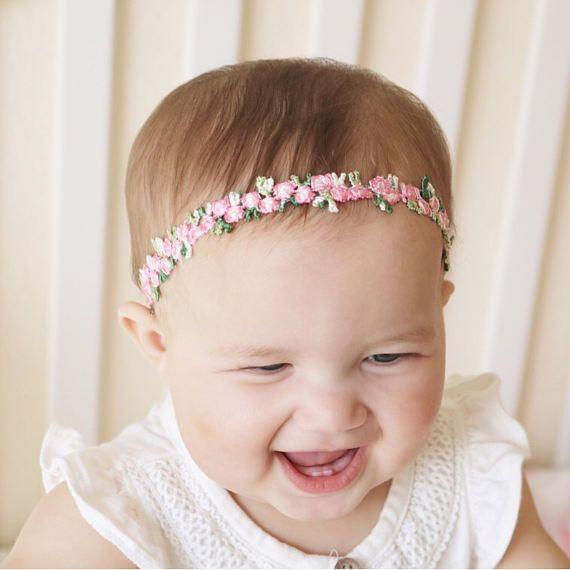 Floral Headband Baby 9e330c016b0