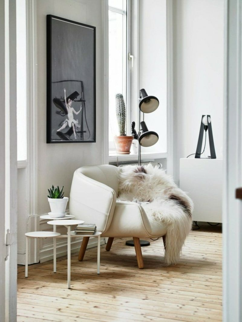 Scandinavian Möbel Scandinavian Furniture 45 Stylish And Modern Interior Design