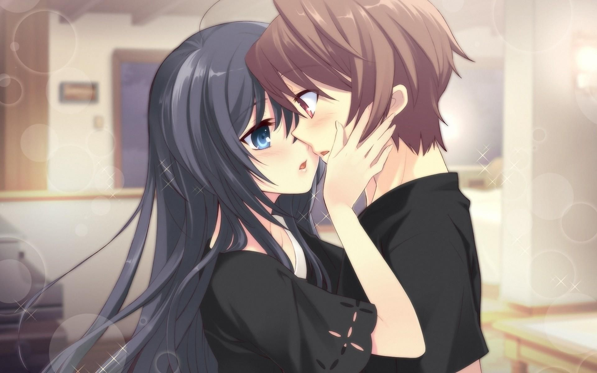 Kiss N Con Imagenes Parejas Anime Bonitas Parejas De Anime