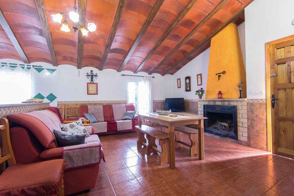 La Mata II es una casa rural rehabilitada en estilo rustico