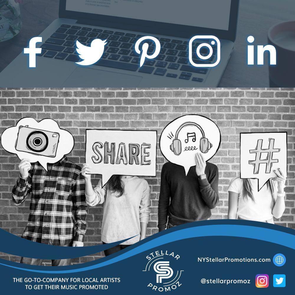 A successful social media campaign needs an impactful