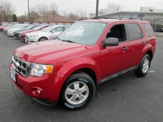 Vehicle Spotlight 2011 Ford Escape Xlt Etter Ford News Ford