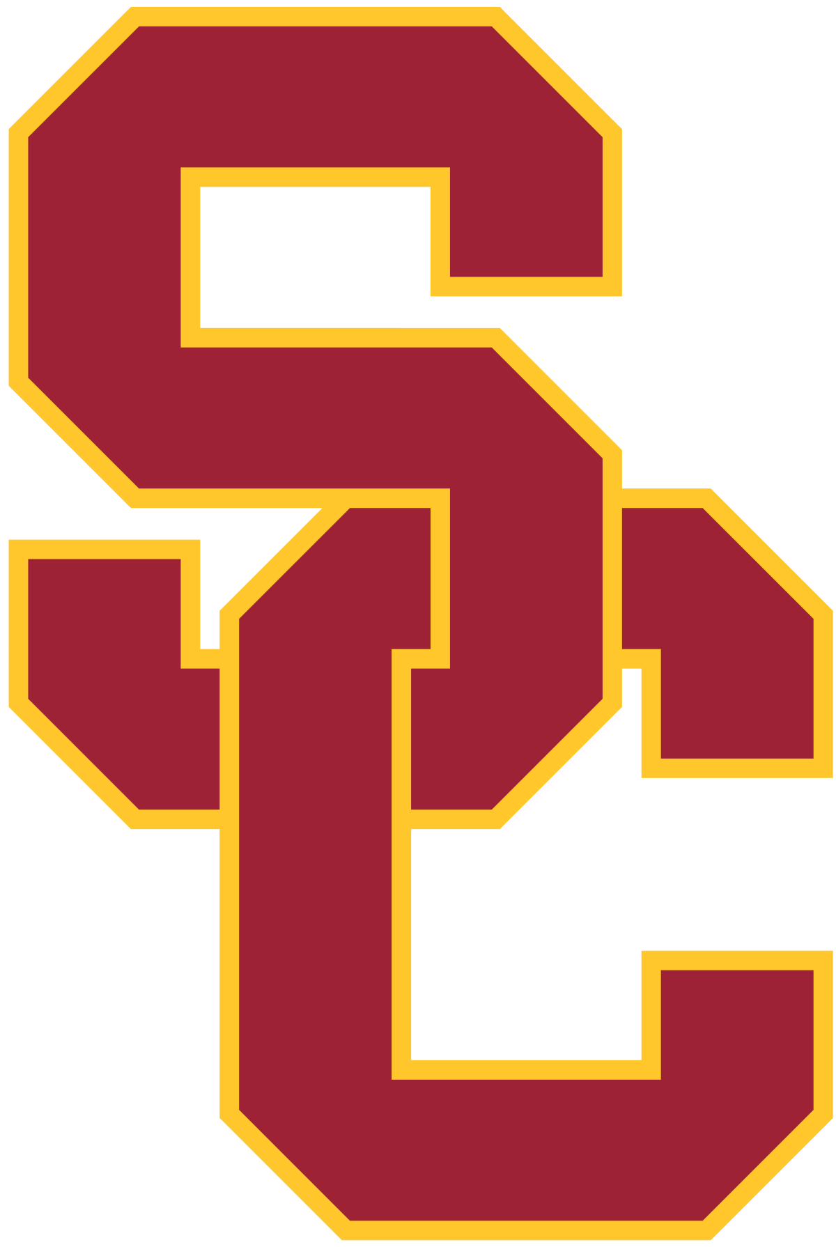 Usc Trojans Logo College Football Logos Usc Trojans Logo Usc Basketball