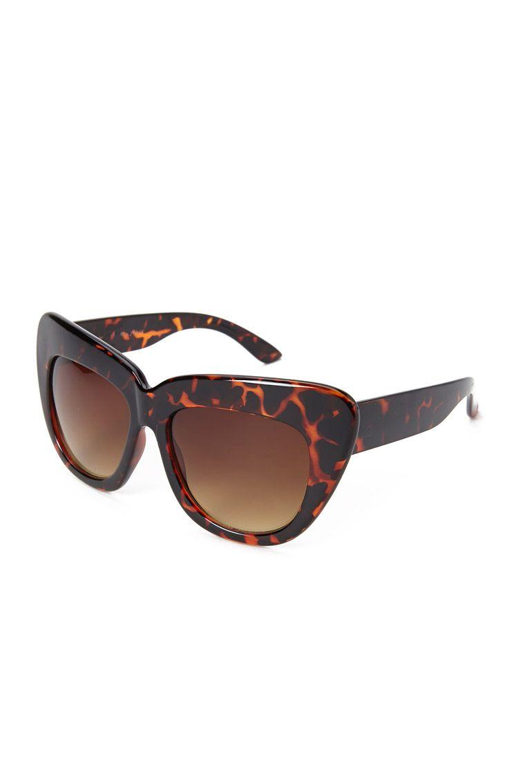 Retro Cat-Eye Sunglasses #Accessories