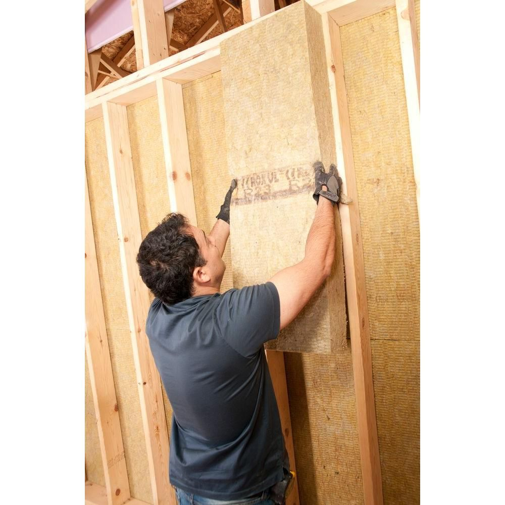 RockWool Insulation What It Is and Where to Use It
