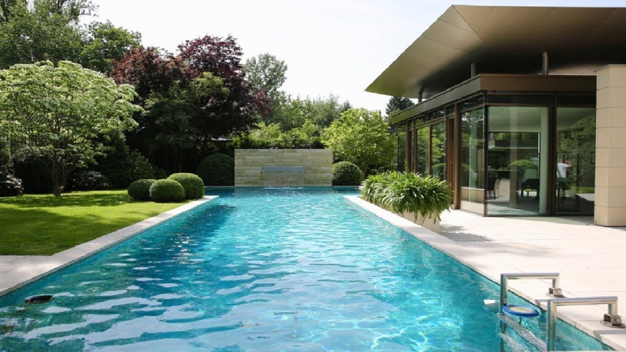 30 Pool Designs Ideas For Beautiful Swimming Pools Pool Designs Swimming Pools Pool