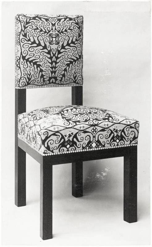 Objektbezeichnung Fotografie Titel Stuhl gepolstert, Speise- und - stühle für wohnzimmer