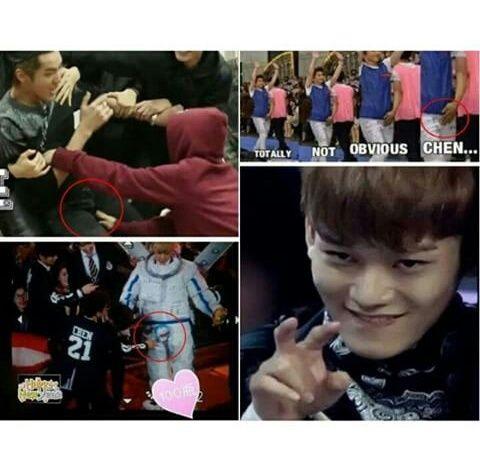 This pervomg JongDae please Staph #EXO #Chen kpop\/K - second hand k chen