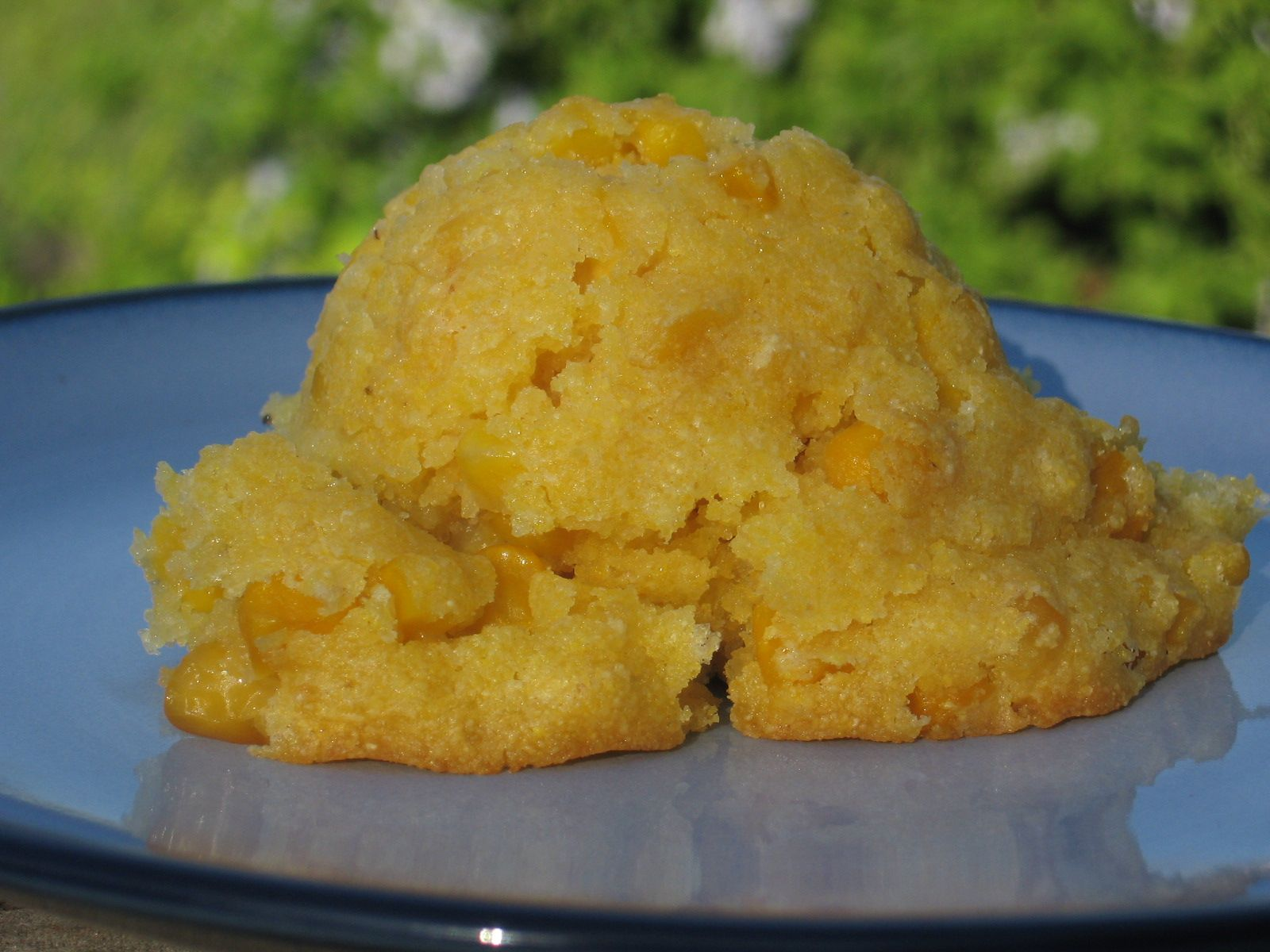 Corn cake recipe corn cakes food food recipes