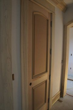 panel arch top raised bolection molding contemporary interior doors also rh pinterest