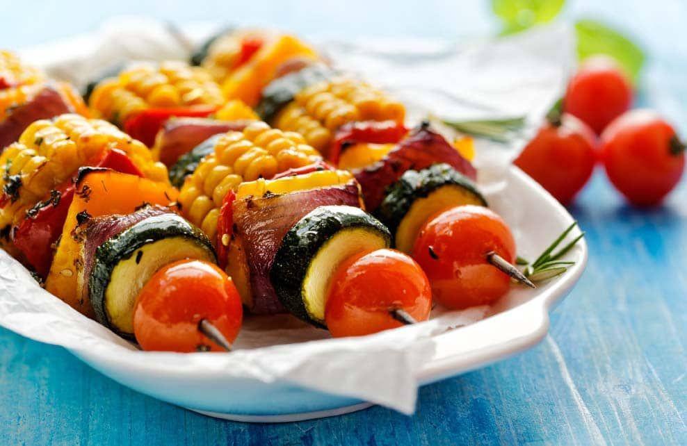 #FOOD : 5 idées pour fêter l'été avec un barbecue healthy ...