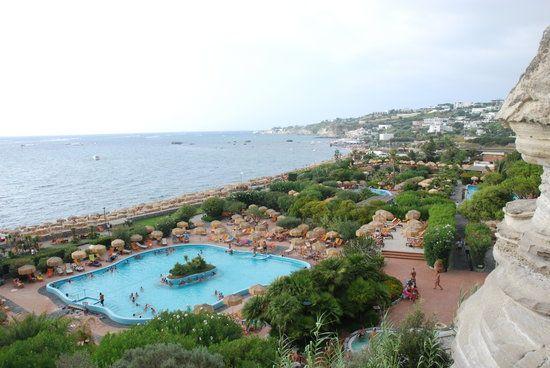 Giardini Poseidon Terme Trip advisor, Isle of capri, Italy