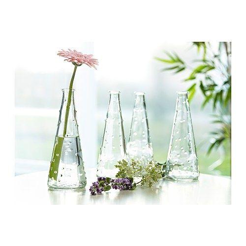Snartig Vase From Ikea Wedding Decor Receptions Pinterest