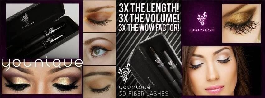 Www.younique.com/judydennison  Place your online order for 3D fiber lash mascara