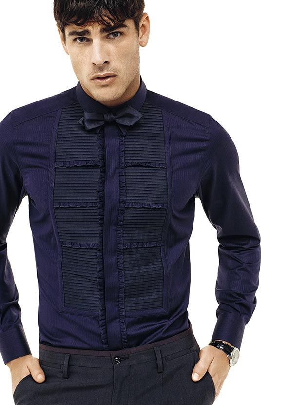 3722ea4308f1 Dolce   Gabbana presents the Men s Clothing Collection for Summer 2015   shirts