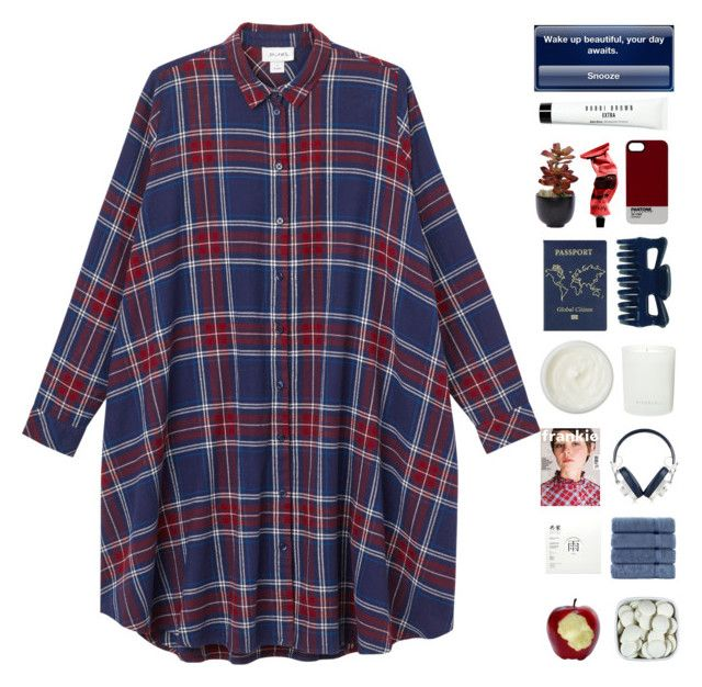 """""""t o u g h // 10"""" by d-arkness ❤ liked on Polyvore featuring Monki, Makroteks, Master & Dynamic, REN, Rituals, Pantone, Aesop, Lux-Art Silks and Bobbi Brown Cosmetics"""