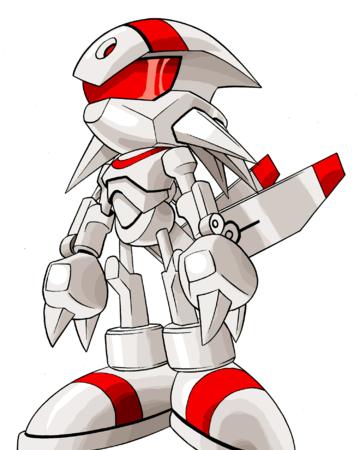 X Robot Sonic Sonic The Hedgehog Archie Comics