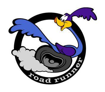Roadrunner Logo Google Search Calcos Para Autos Dibujos De Autos Dibujos De Coches