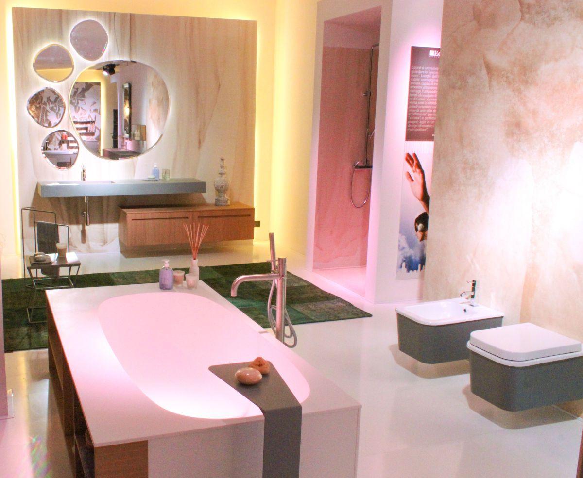 Edoné Design propone un arredamento bagno moderno e di design ...