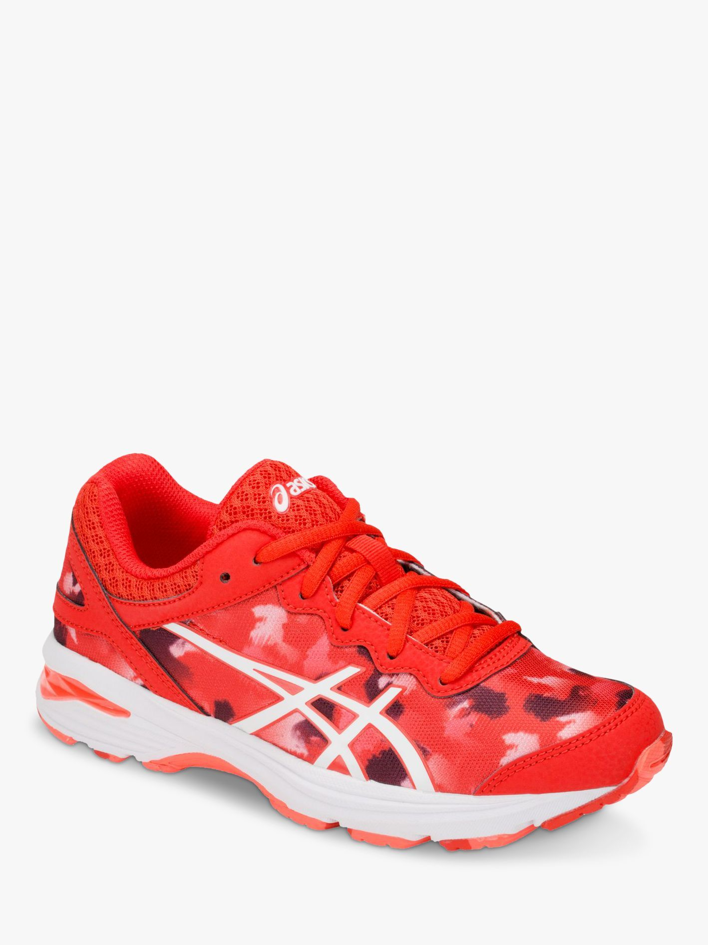 Asics Children S Gel Netburner Professional Gs Netball Shoes Fiery Red White Netball Fiery Red Professional Shoes