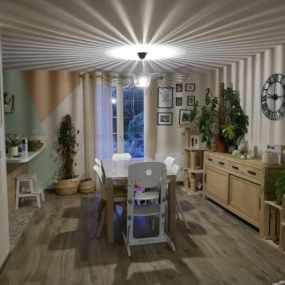 Vertigo Pendant Lamp La Suspension Constance Guisset Est Un Luminaire Mooielight Pendant Lamp Modern Dining Room