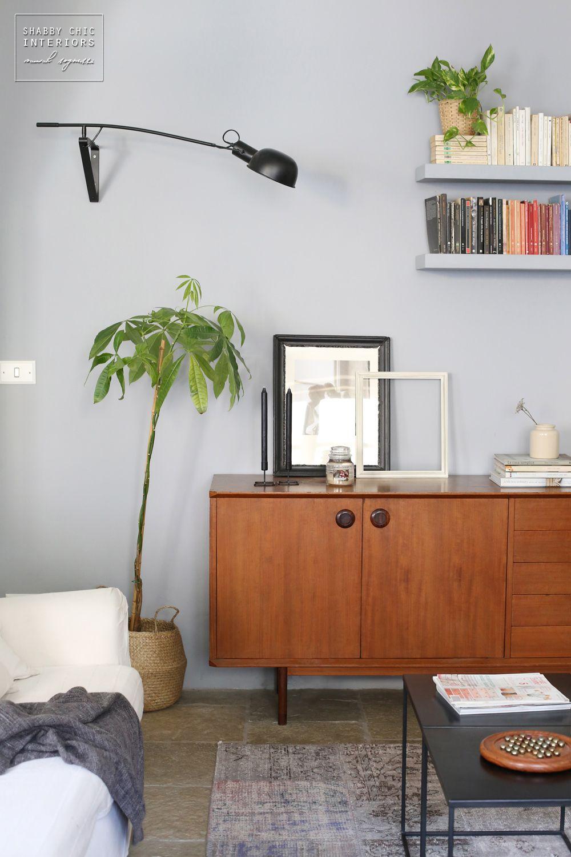 Una casa che cambia Shabby Chic Interiors Interior