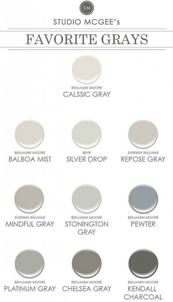 Fine Designer Favorite Gray Paint Colors Benjamin Moore Classic Complete Home Design Collection Papxelindsey Bellcom