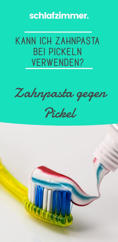 Zahnpasta gegen Pickel: Kann ich Zahnpasta bei Pickeln ...