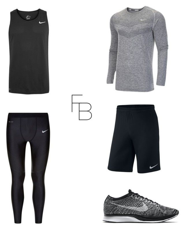 """""""MEN AW/16"""" by ferdi-barkey ❤ liked on Polyvore featuring NIKE, men's fashion and menswear"""