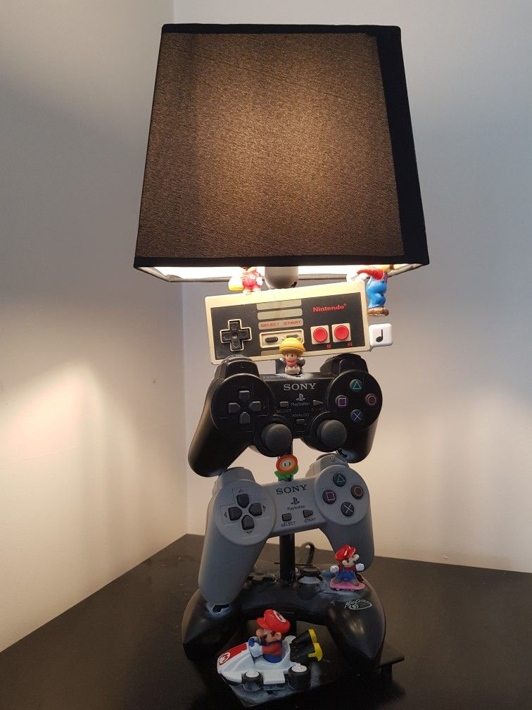 Lampe Gamer Diy Lamp Lamp Novelty Lamp