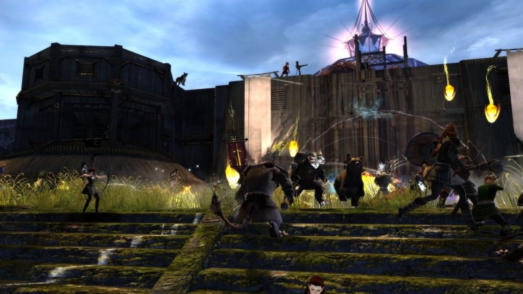 Guildwars 2 Is Worthy Of The Aaa Title Mmo Maine Domain