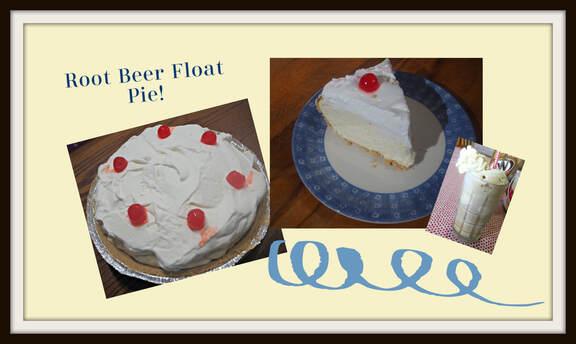 The Creamiest Root Beer Float Pie