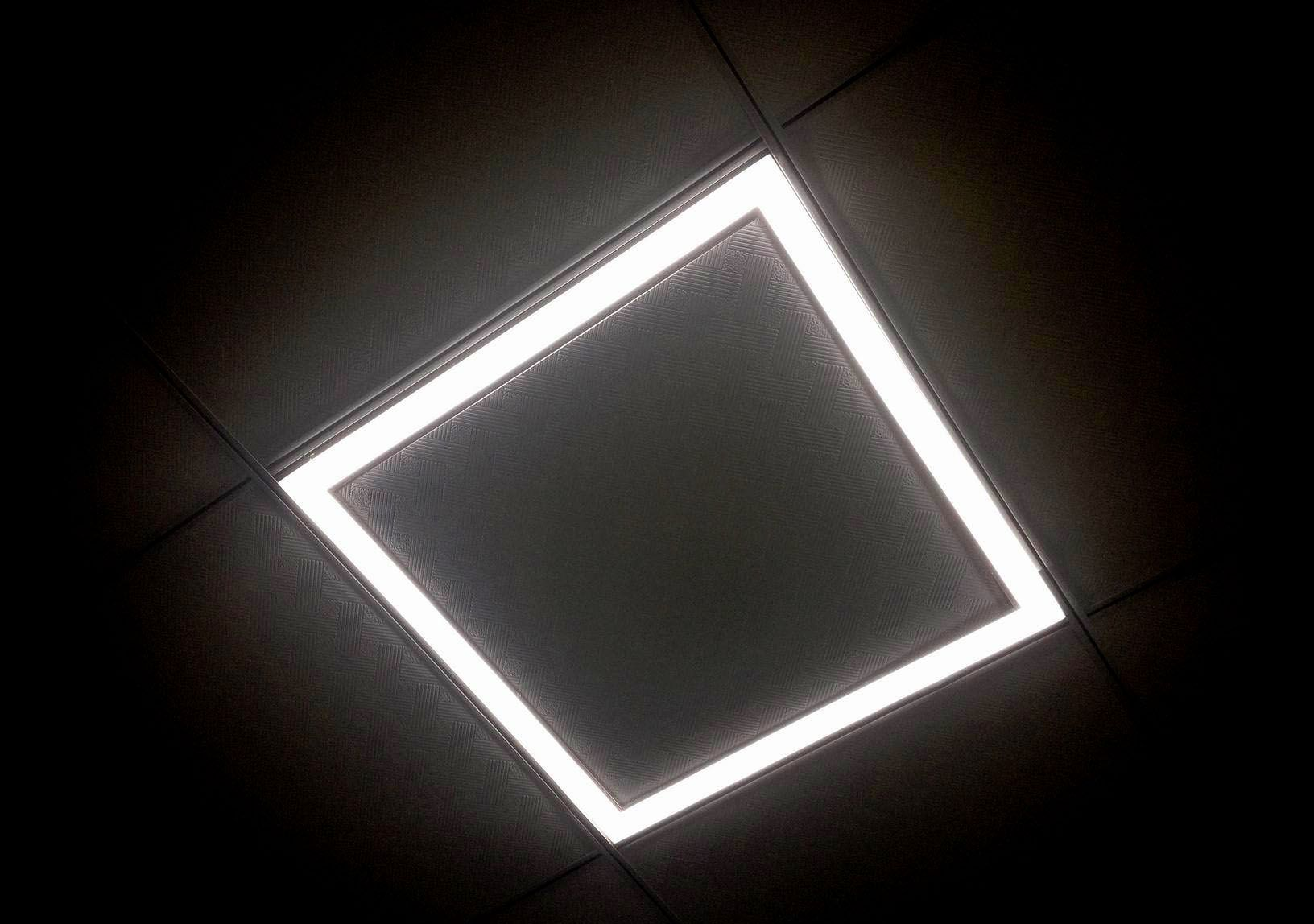 The 2 X2 Led Frame Panel Light Is The Perfect Option For A Modern High End And Contemporary Lighting Des Contemporary Lighting Design Light Creative Lighting