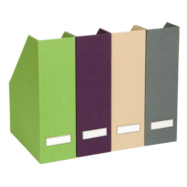 Incroyable Bigso™ Library Magazine File   The Container Store   $12.99 Each   Variety  Of Color