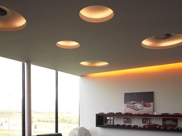 Flos Plafoniere Soffitto : Lampada da incasso soffitto uso cove lighting