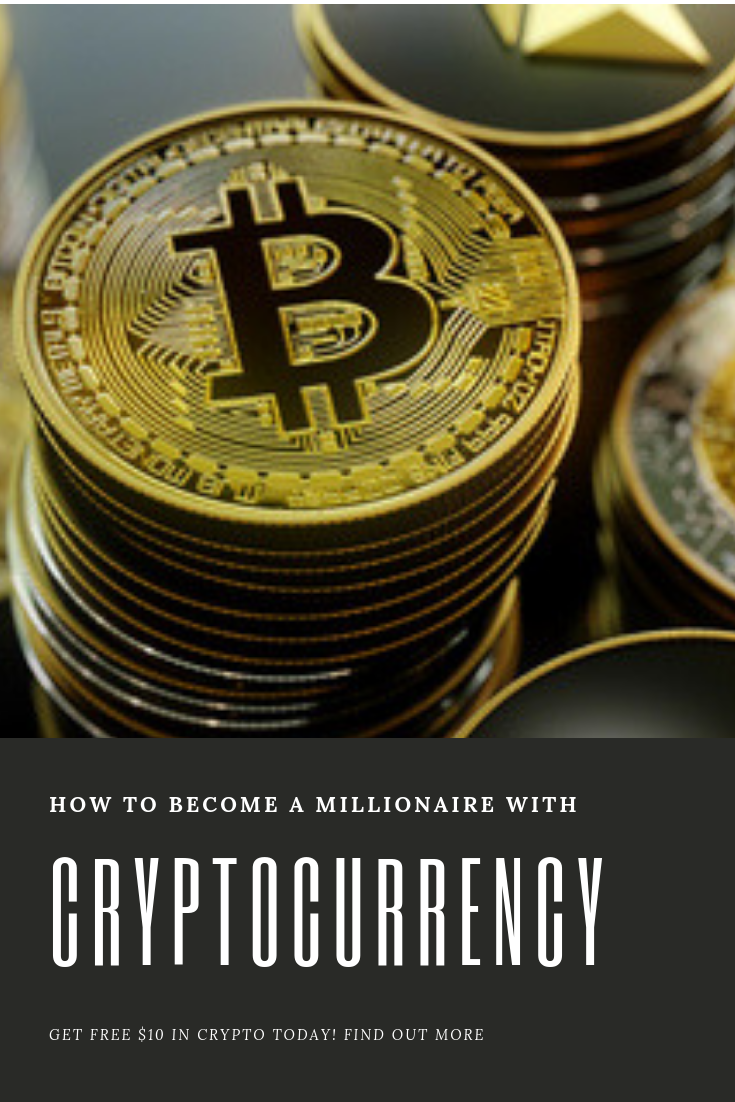 Get started TODAY! Earn free $10 in crypto  Find out more