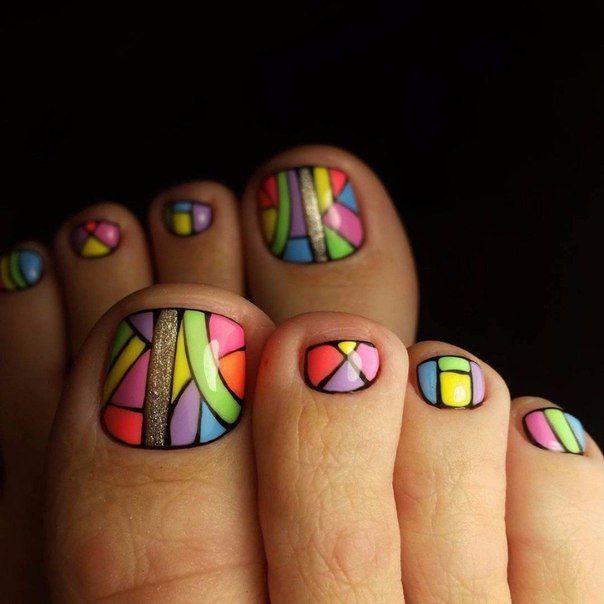 Фотография | Nails | Pinterest | Pedicures, Toe nail designs and Toe ...