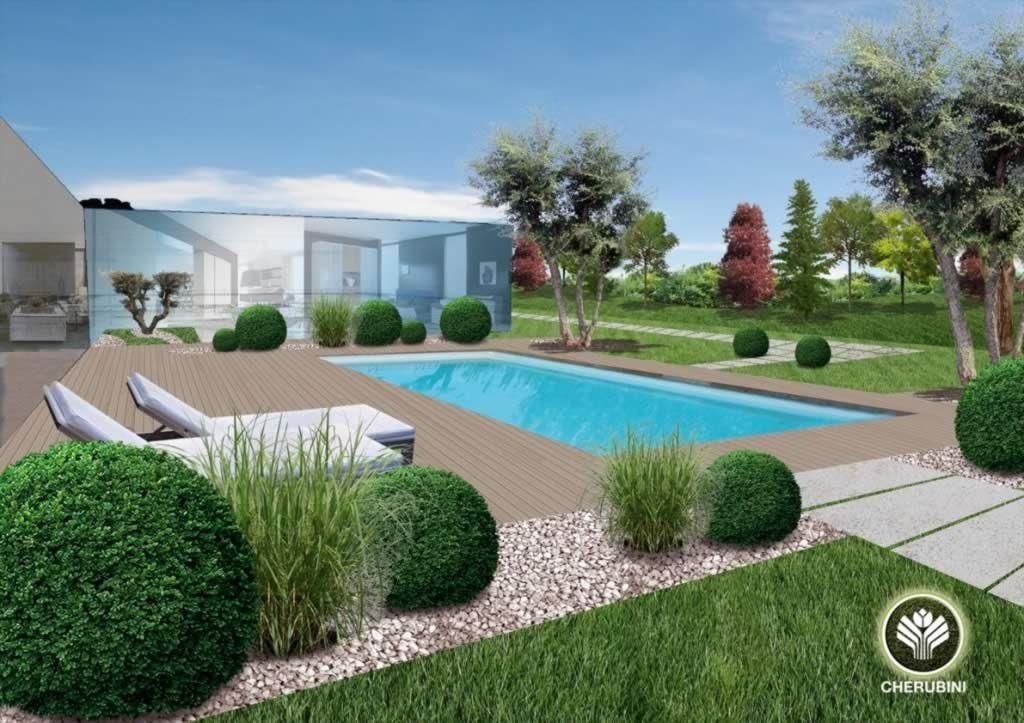 Risultati immagini per giardini moderni immagini outdoor for Architettura giardini