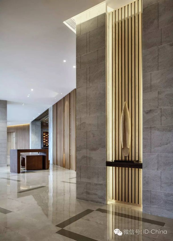 Department wall design niche altar house hotel interiors also double pinterest interior lobby and rh in