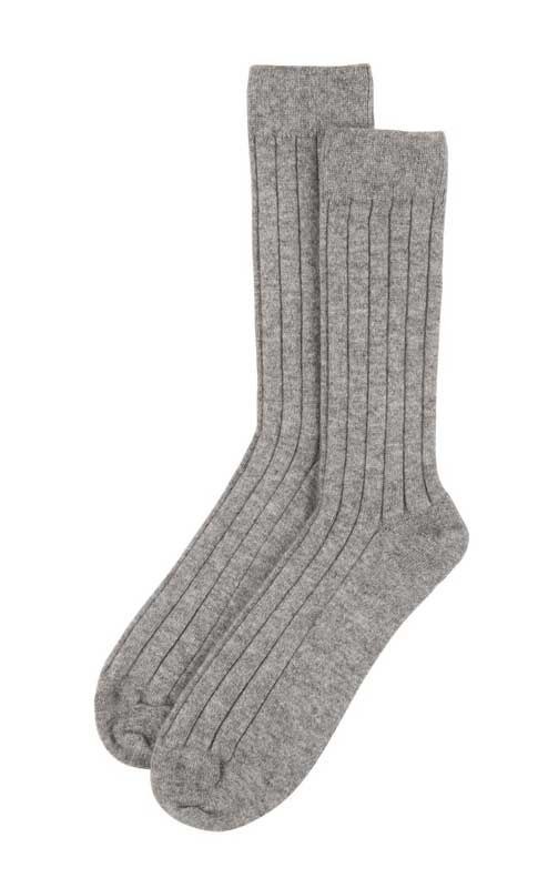 Gents Luxury Scottish Cashmere Socks by Scotweb Tartan Mill