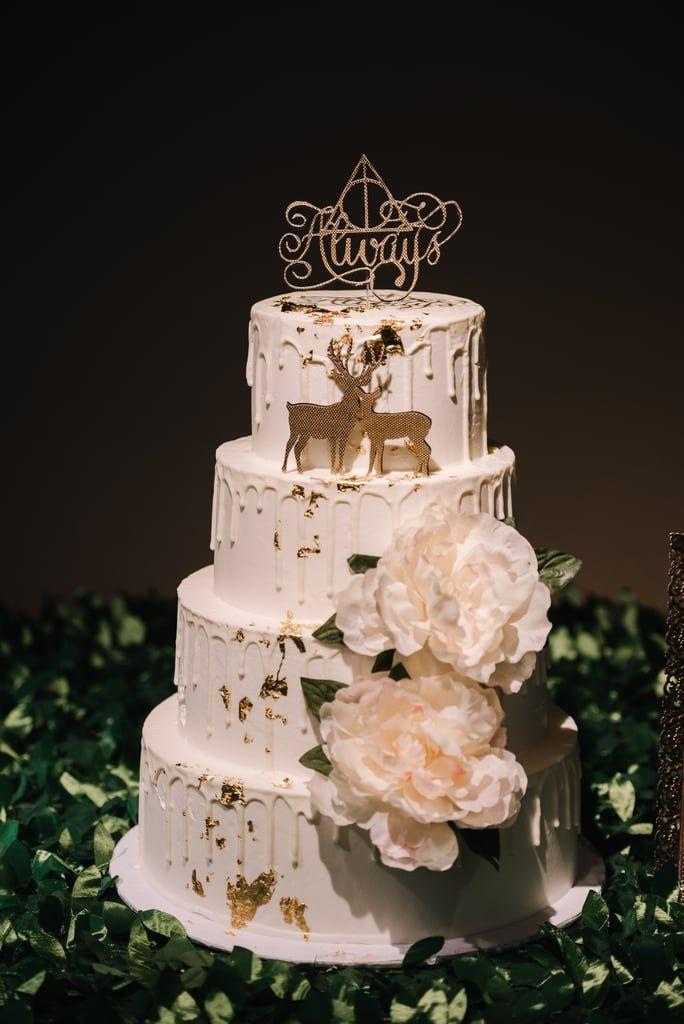 Elegant Harry Potter-Themed Wedding Ideas | POPSUGAR Love & Sex Photo 10