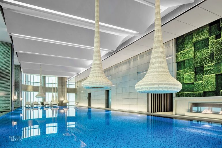5 Standout Hotels In Europe And Asia Swimming Pools Interiors And