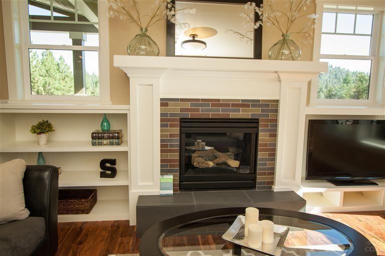 Fireplace Fireplace Shelves New Homes Home