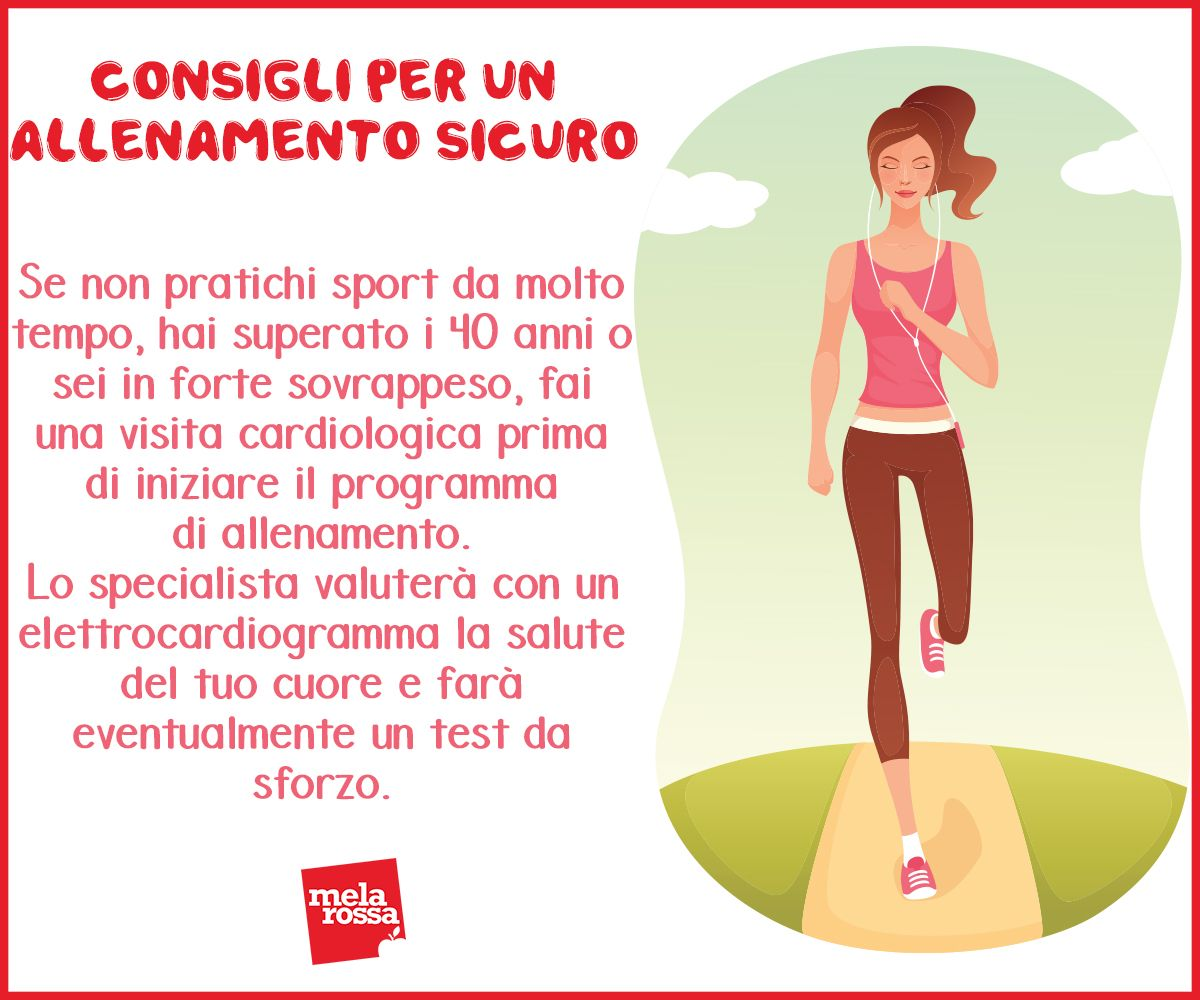 piano di allenamento per perdere peso e tono pdf