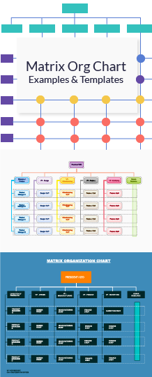 A Matrix Organization Chart Is A Very Common Organizational Structure Many Companies Follow Especially Th Org Chart Organization Chart Organizational Structure