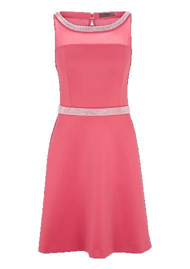Glamour Kleid In Neopren Optik Kaufen S Oliver Shop Kleider Kleidung Minikleid