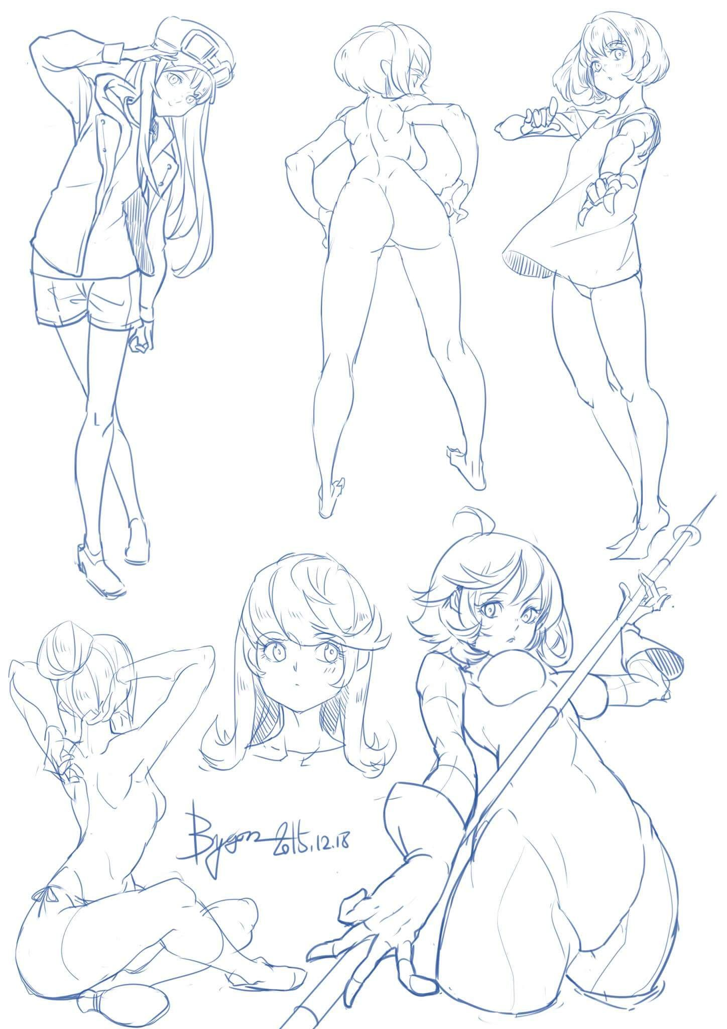 Pin by jyh on 포즈 | Pinterest | Pose, Draw and Sketches