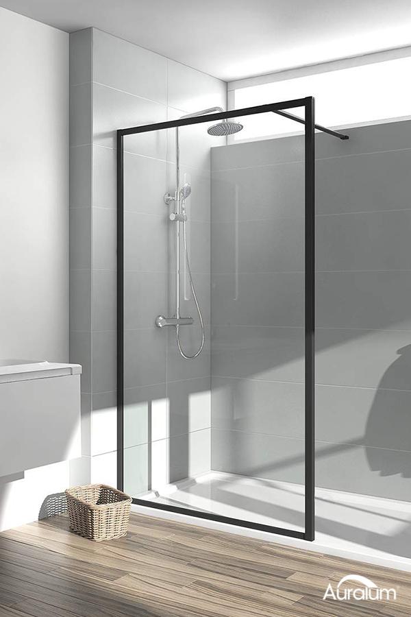 Auralum hochwertige Regendusche für Duschkabinen ab 90x90
